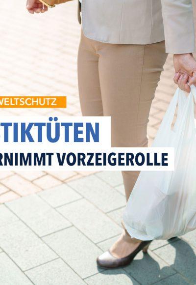 Verkaufsstopp von Plastiktüten: Bei Lidl ab 2017