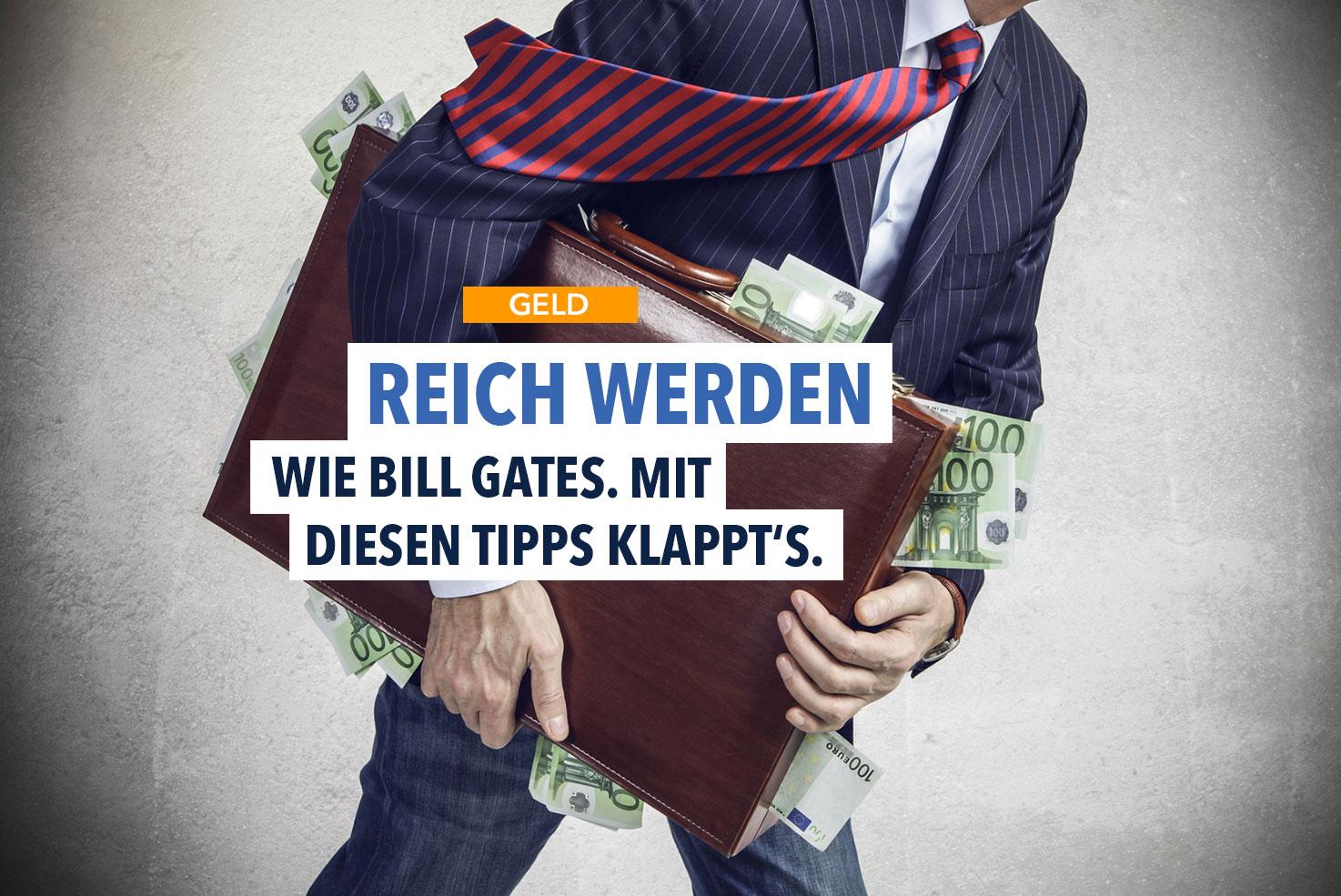 Reich-werden