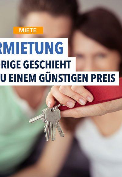Achtung: Steuerfalle bei Immobilienvermietung an Verwandte
