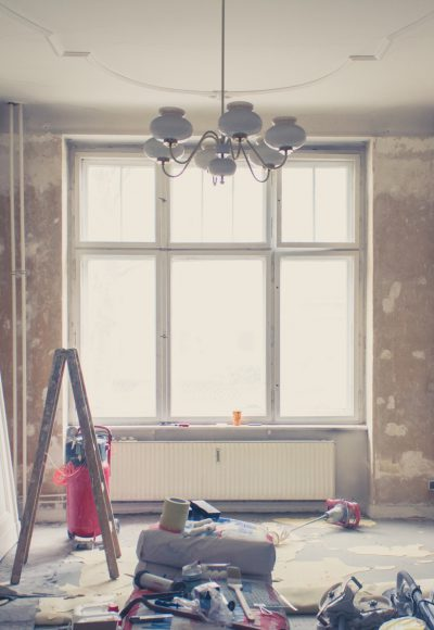 Steuern sparen beim Renovieren der Wohnung: Worauf Vermieter achten müssen