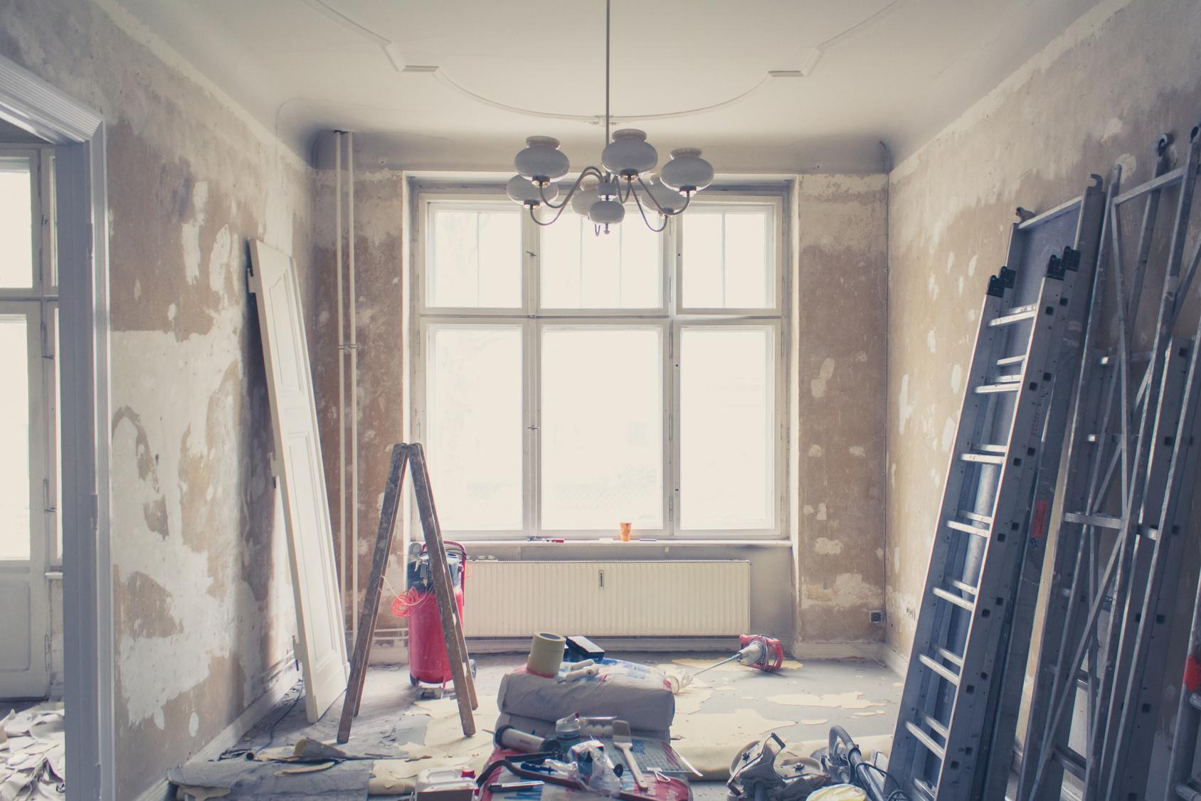 steuern sparen beim renovieren der wohnung worauf. Black Bedroom Furniture Sets. Home Design Ideas