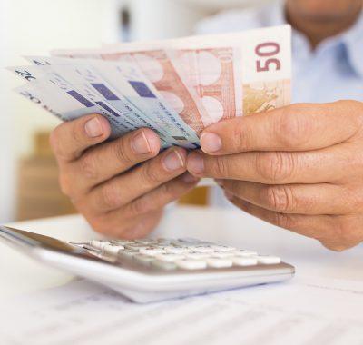 Wie funktioniert das Berechnen der Rente?