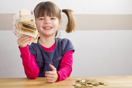2017 wird das Kindergeld wieder erhöht