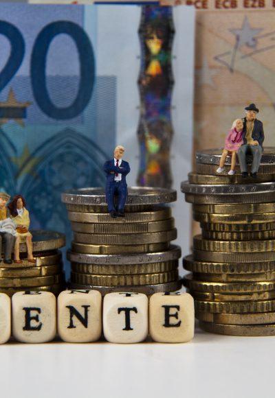 Altersarmut für uns, doppelte Rente für GEZ-Mitarbeiter