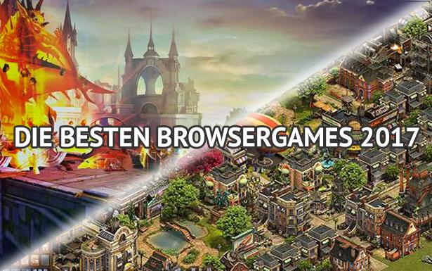 Neue Browsergames 2017 – Die besten Online Spiele