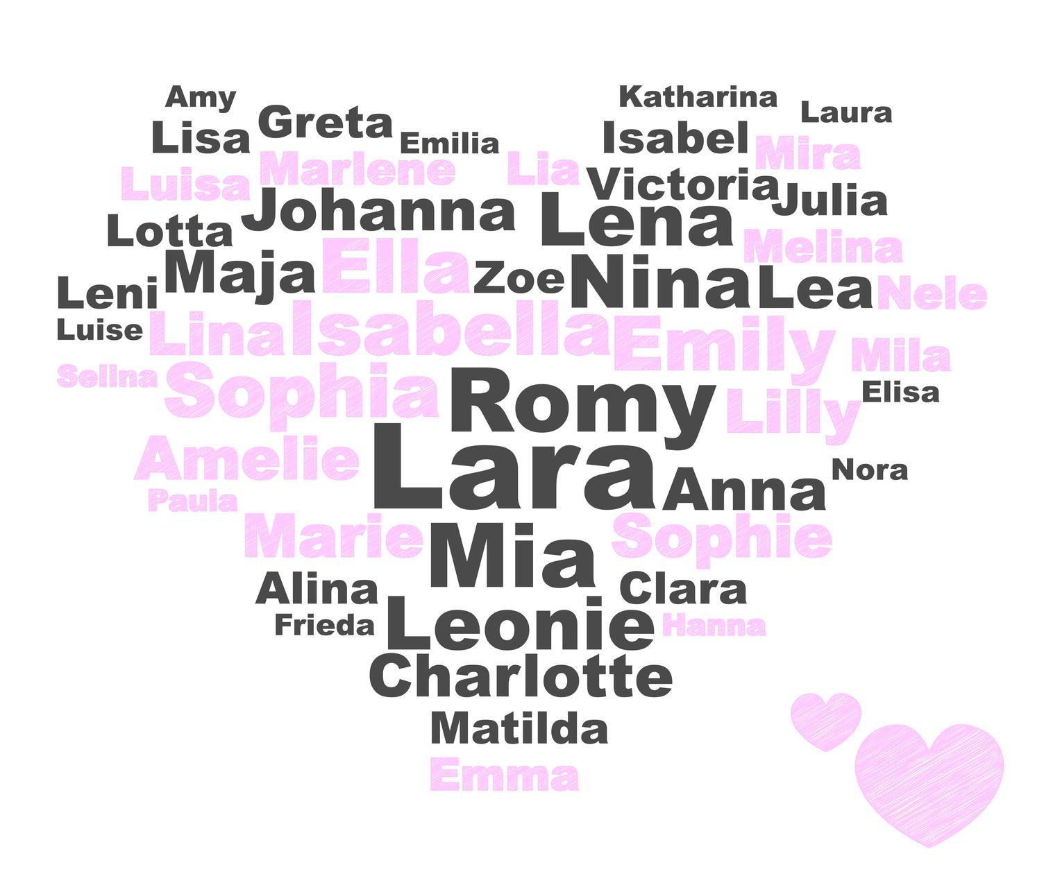 Mädchennamen
