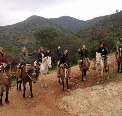 REITEN UND TOUREN IN CHILE – CAMPESANO