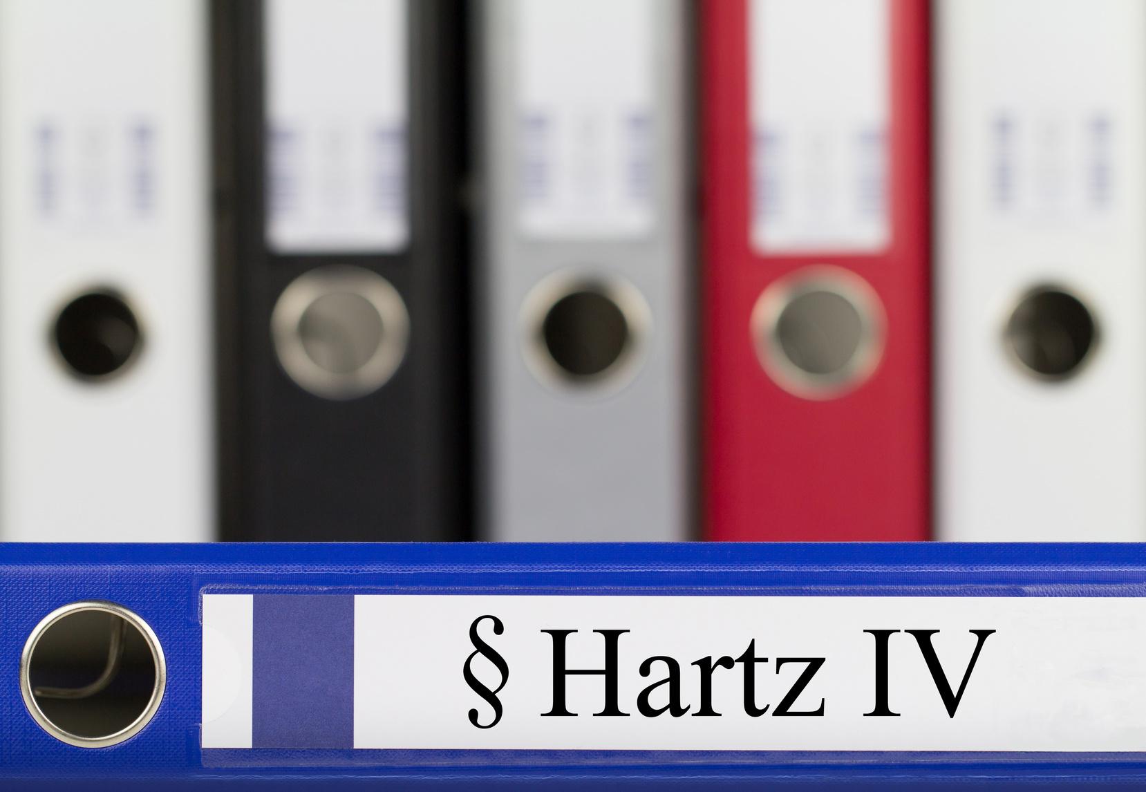 Hartz IV: Gütertrennung ist kein Grund!