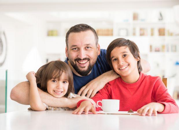Nicht nur Mütter sind wichtig: darum brauchen Kinder einen guten Vater