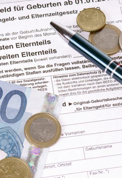 Schließt Hartz IV das Elterngeld aus?