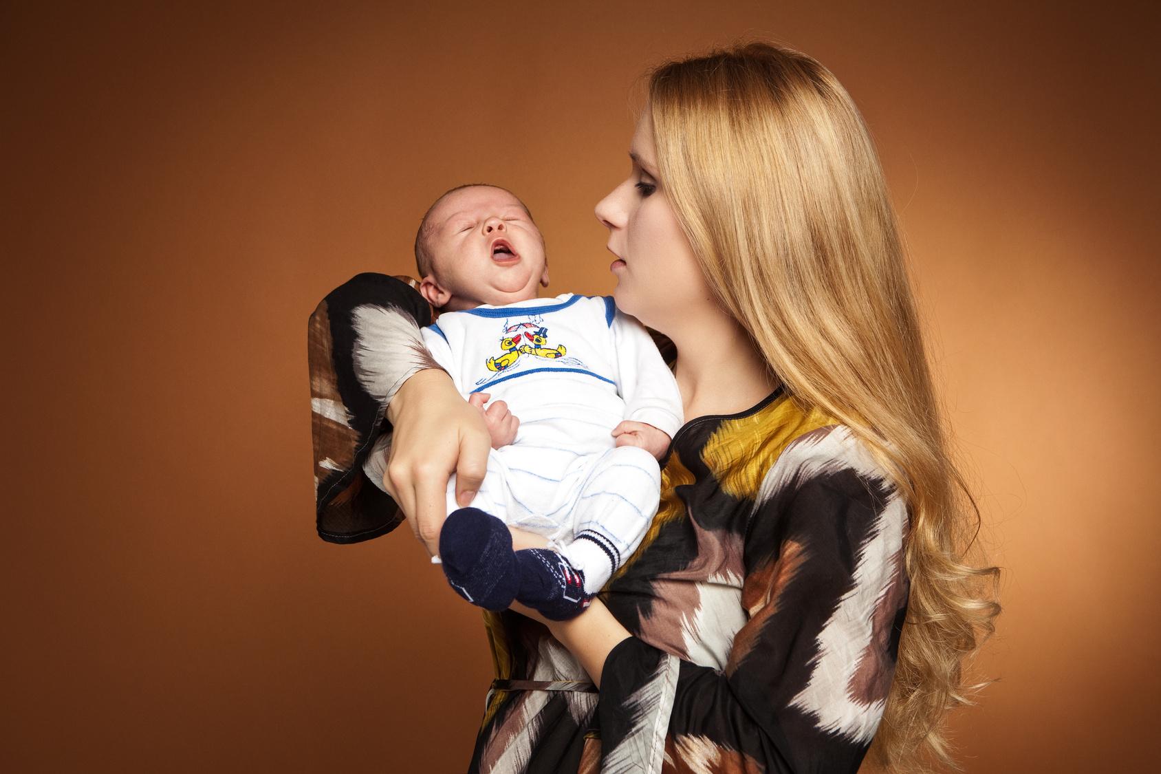 Top 5: Die größten Probleme alleinerziehender Mütter