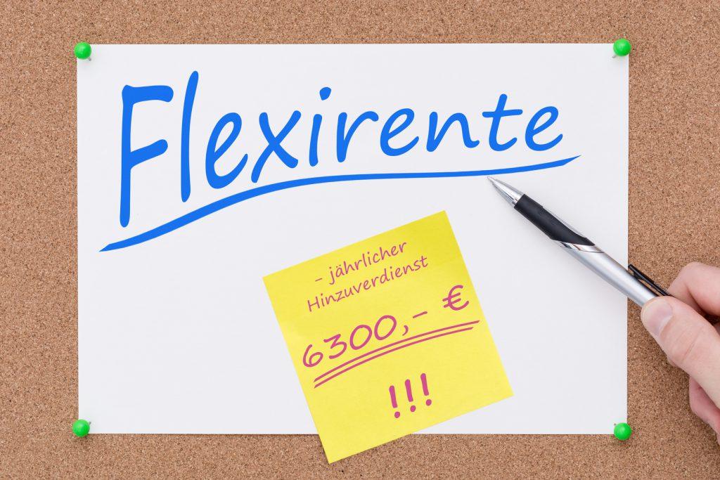 Flexi Rente Rechenbeispiel : flexi rente teilzeitarbeit mit teilrente ~ Yuntae.com Dekorationen Ideen