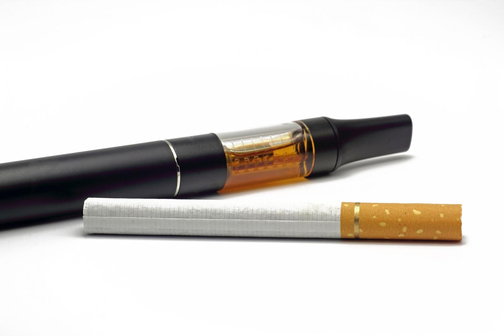 Neue Studie E Zigarette