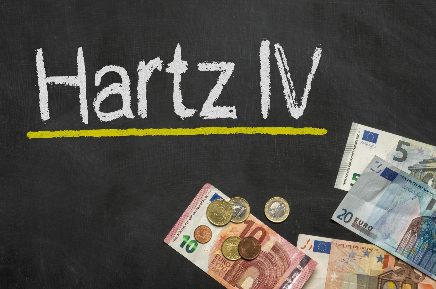 Hartz-IV-Sanktionen mit dem Grundgesetz vereinbar?
