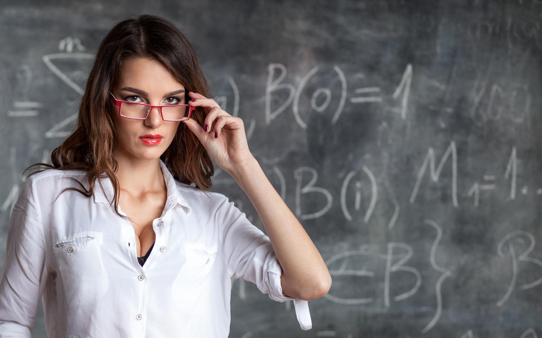 Schule Mädchen verführt Lehrer