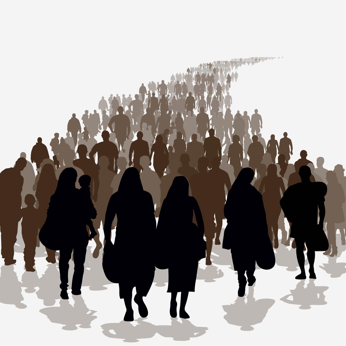 179.000 Menschen von Aussetzung des Familiennachzuges betroffen