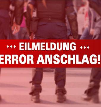 Eilmeldung: Schrecklicher Terroranschlag