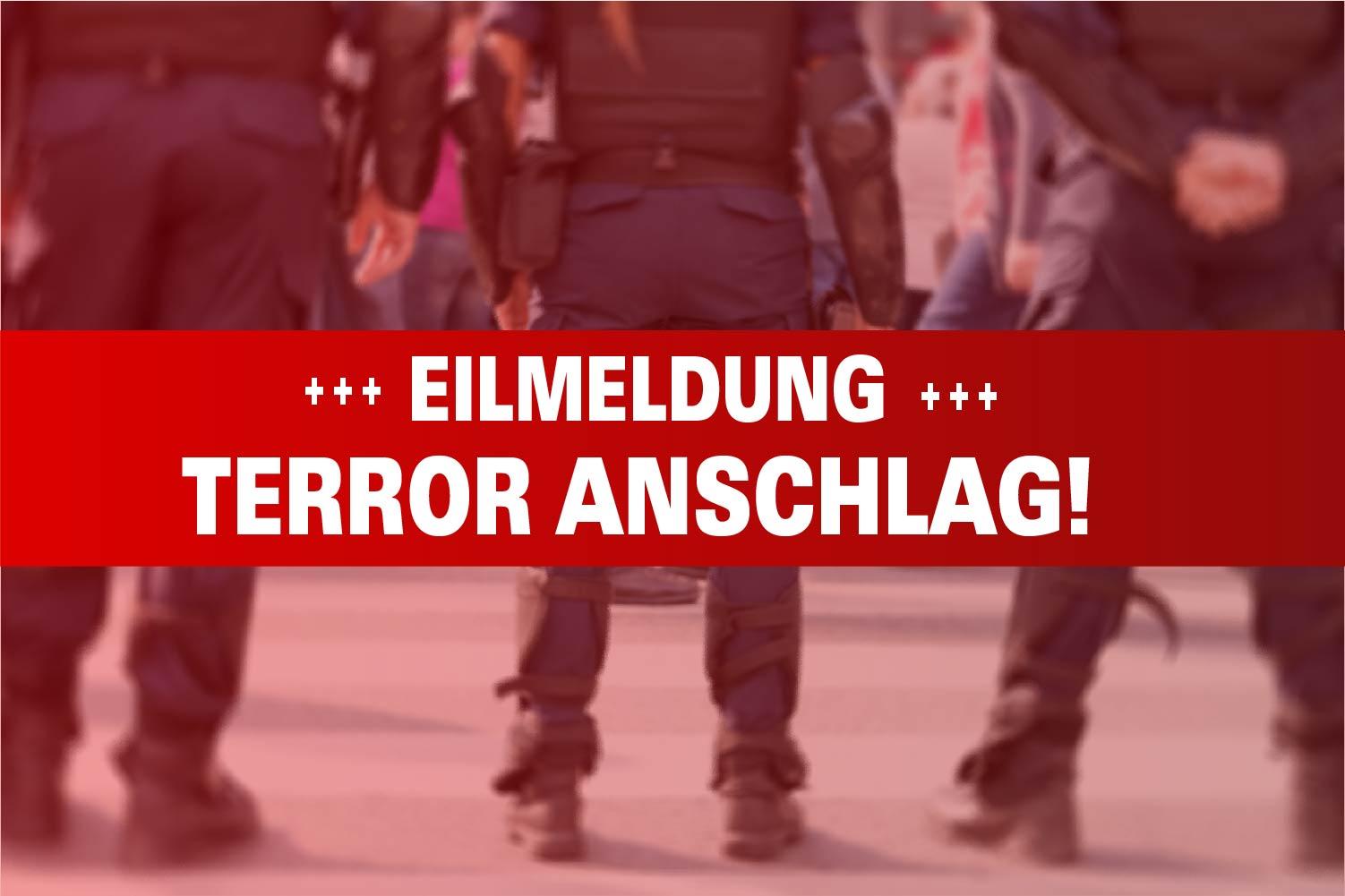 Schrecklicher Terroranschlag