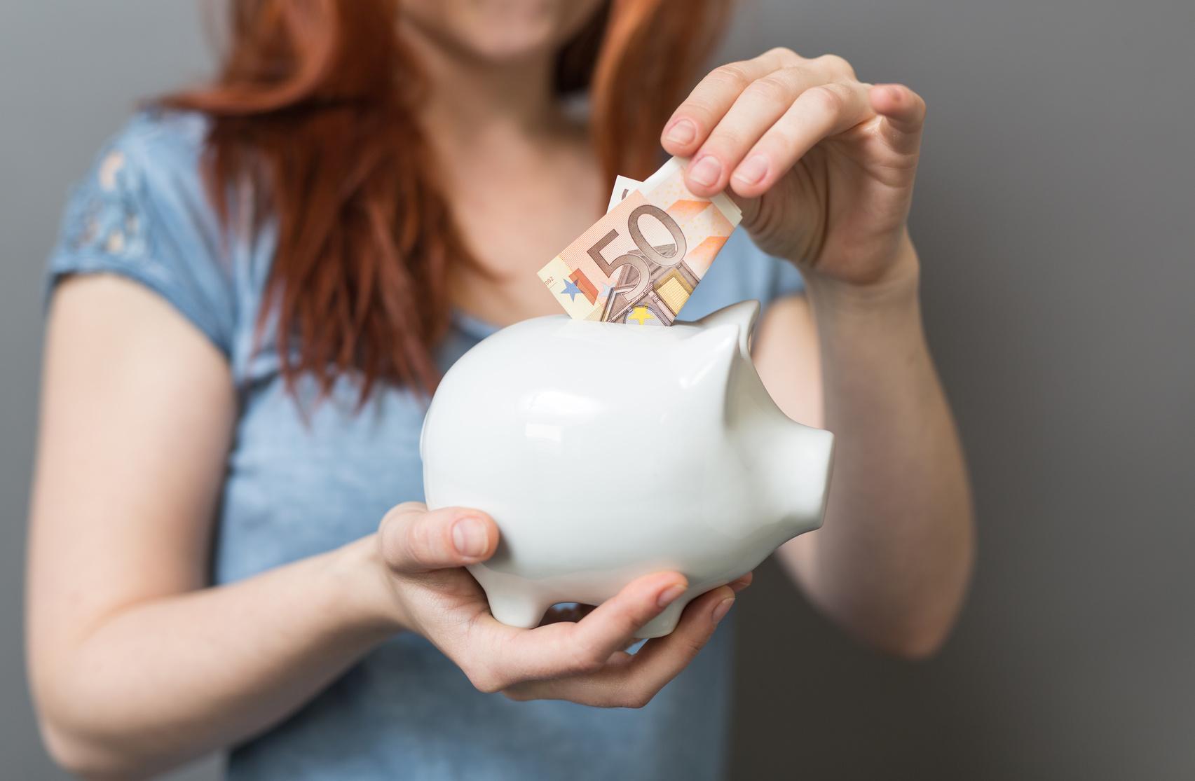 Sparen trotz Hartz IV Tipps für Leistungsempfänger
