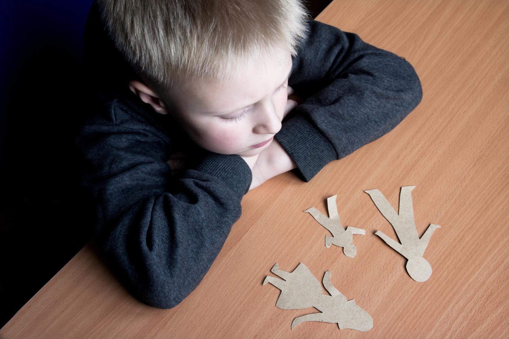 Auswirkungen einer Trennung auf Kinder Psychologe gibt Antworten