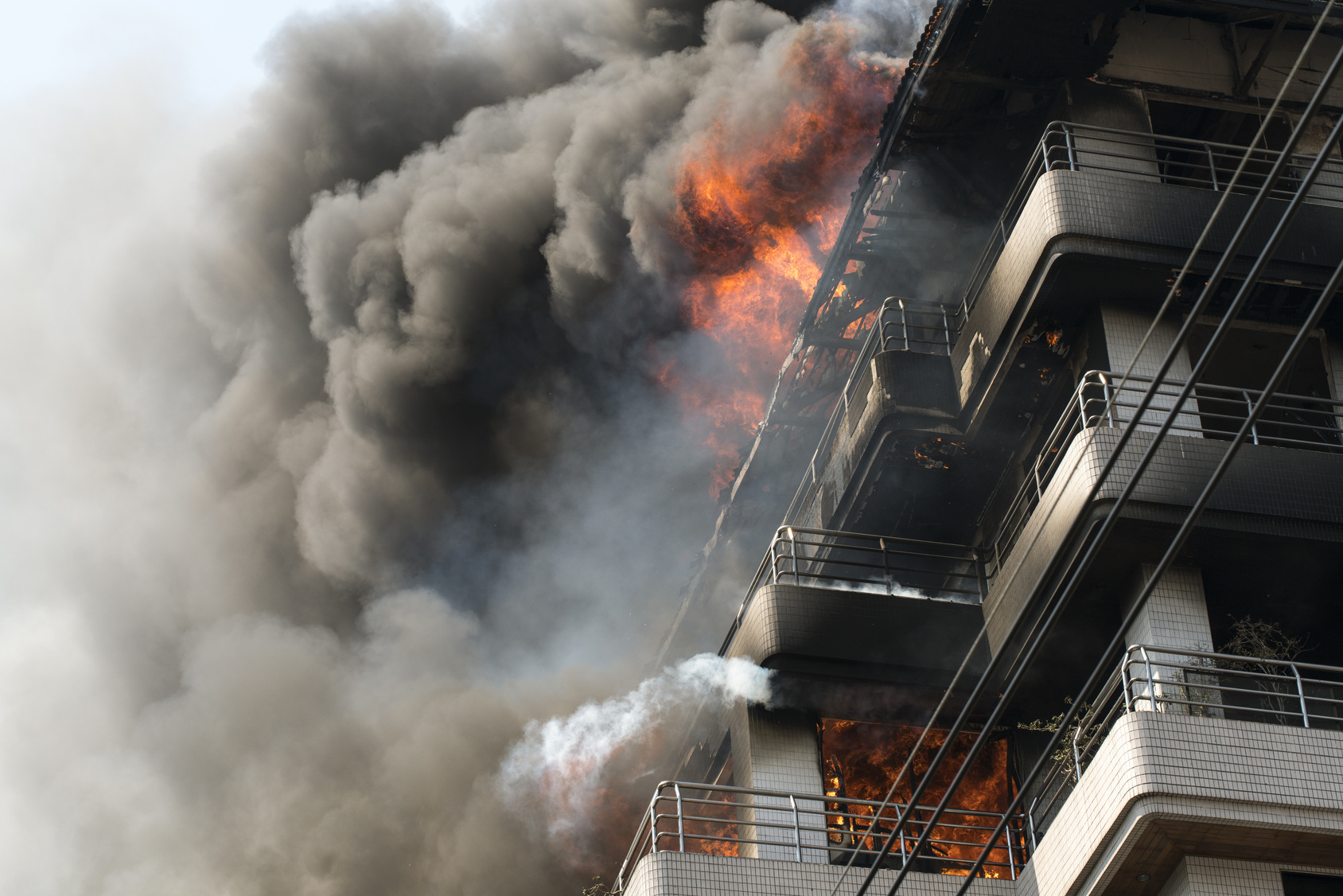 Explosion in Kindergarten Mehrere Tote und Schwerverletzte