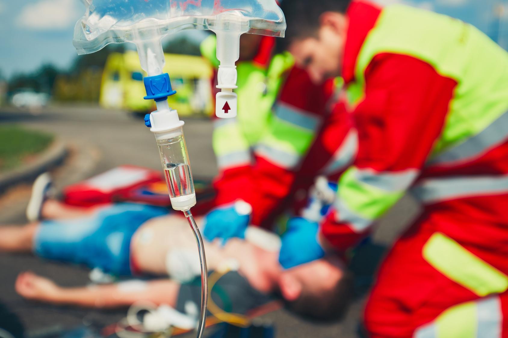 Gaffer behindern Rettung von schwer verletztem Kind