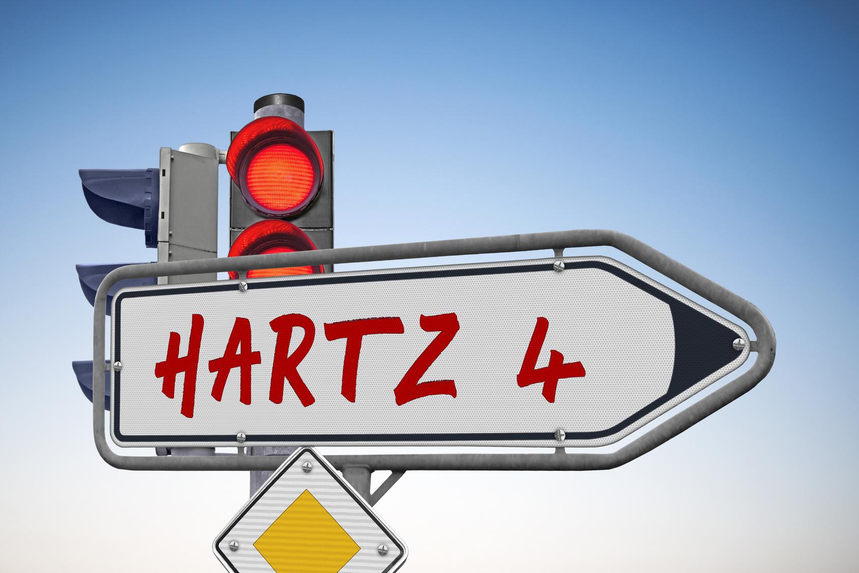 Hartz-IV-Empfänger und Flüchtlinge haben es besonders schwer