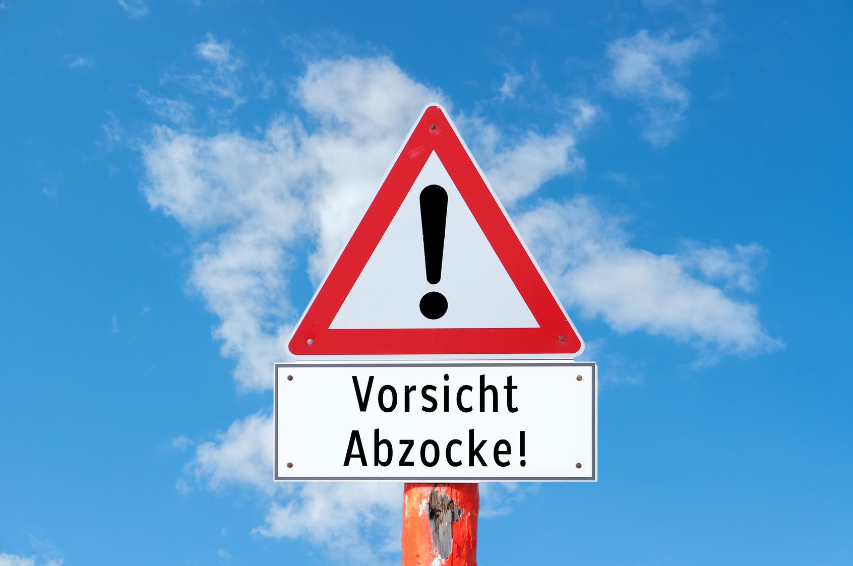 Warnung vor Abzocker-Masche mit unerwünschten Telefonanrufen