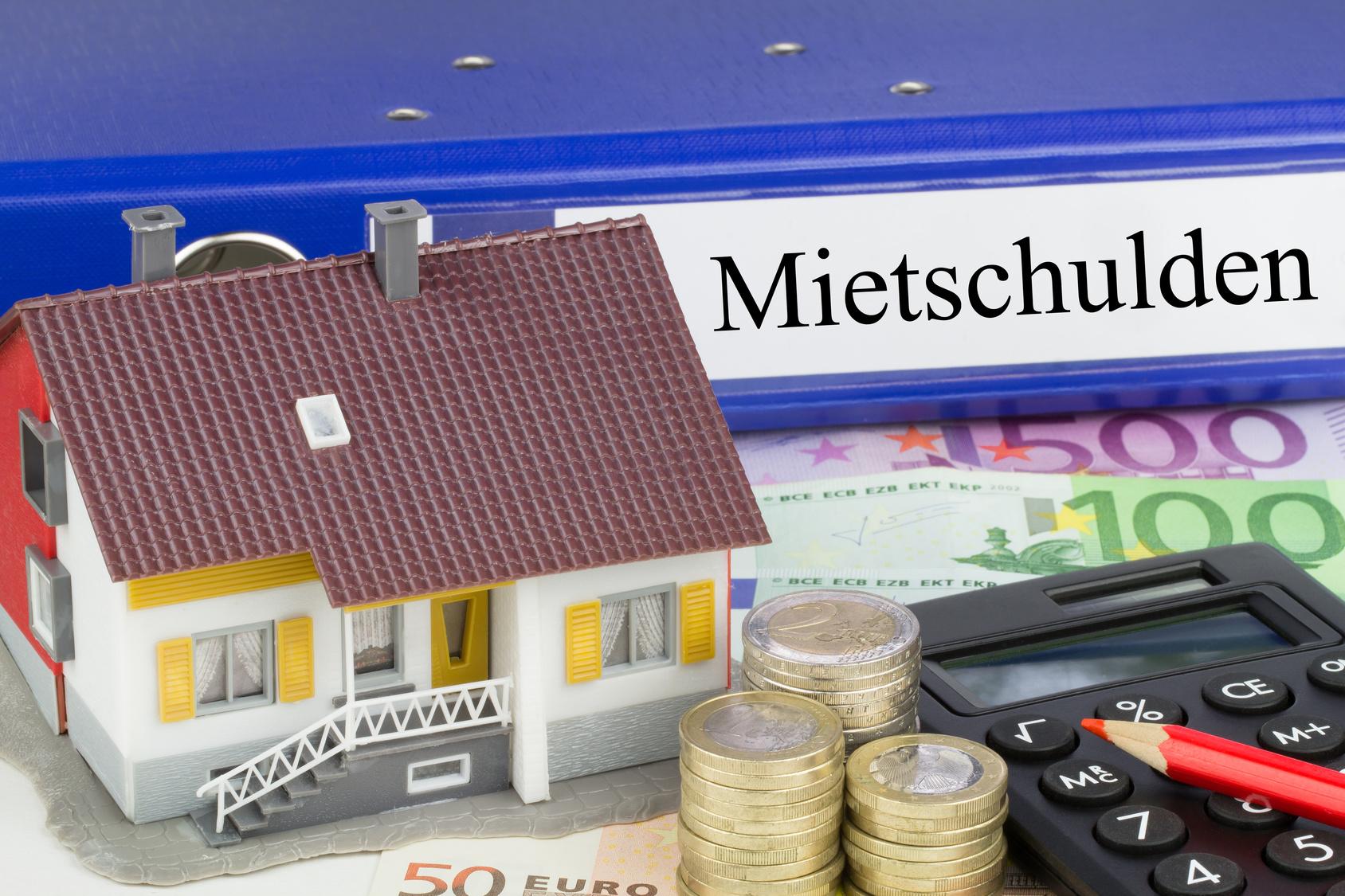 Übernahme von Mietschulden durch das Jobcenter