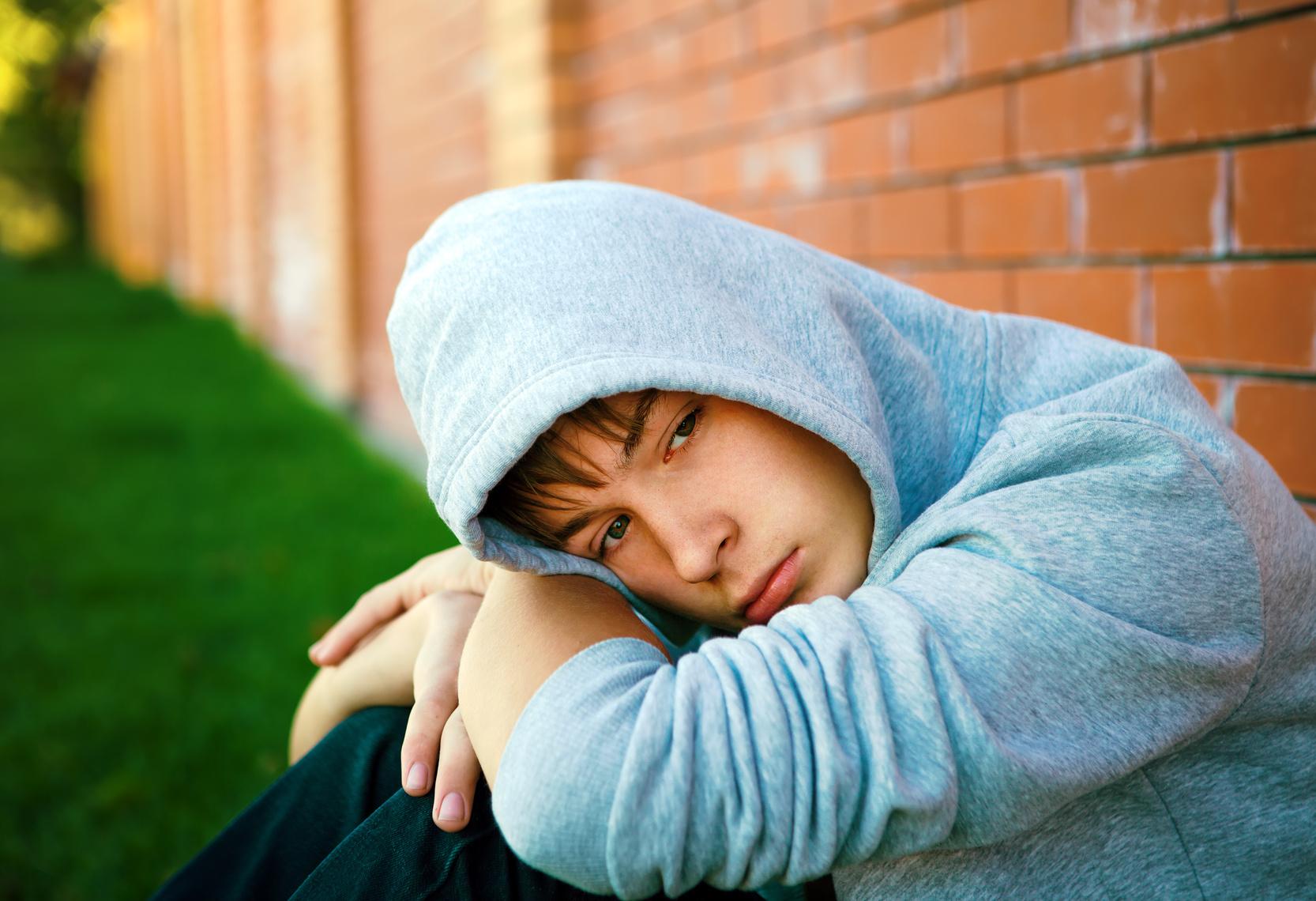 Depressionen auch bei Kindern Dieser Junge wünscht sich seit 7 Jahren den Tod