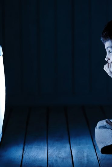 Erschreckende Studie: Kinder weniger an der Luft als Gefängnis-Häftlinge!
