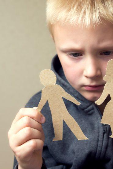 Trennung: zwei Zuhause und wie Kinder damit leben