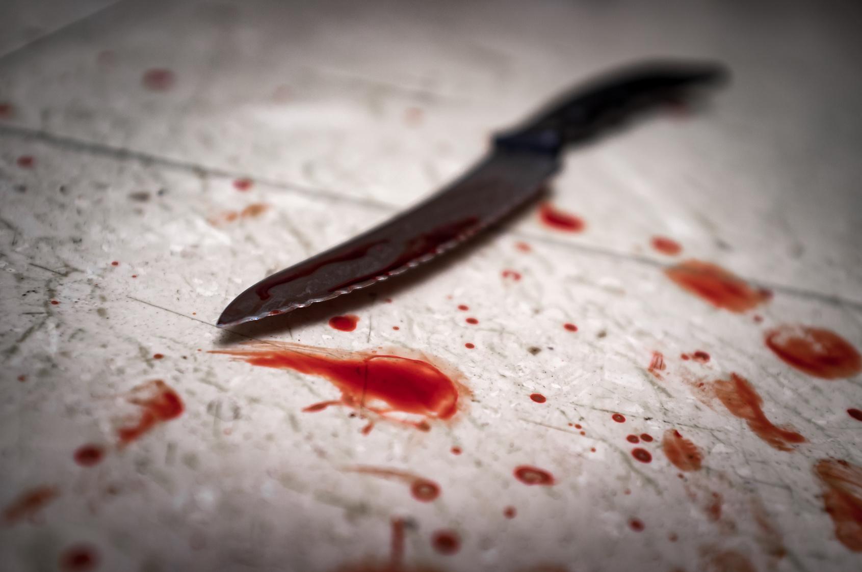 Weil er seine Frau mit 20 Messerstichen tötete Angeklagter wünscht sich die Todesstrafe