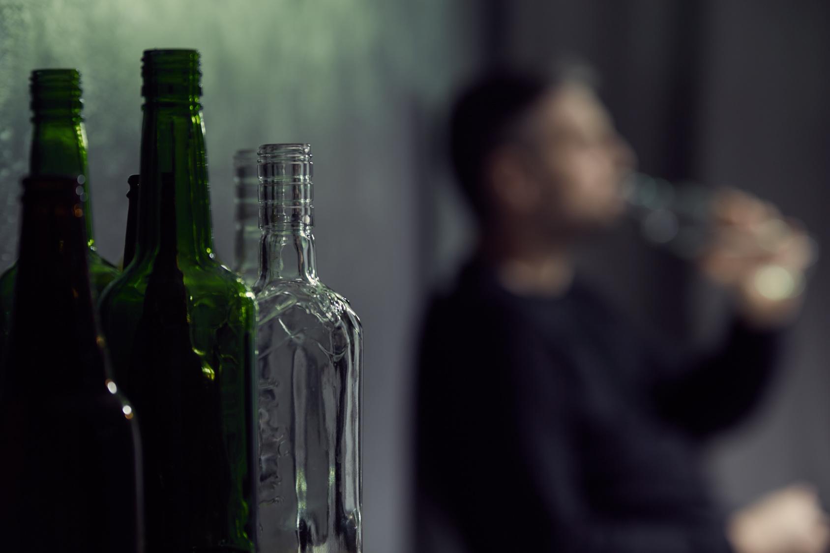 Die alkoholkranke Familie und ihre Kinder