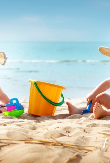 Neu: Ein Strandbad nur für Babys!