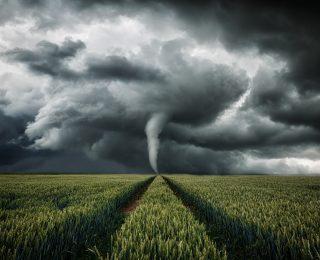 Deutscher Wetterdienst: Tornadogefahr in Deutschland!