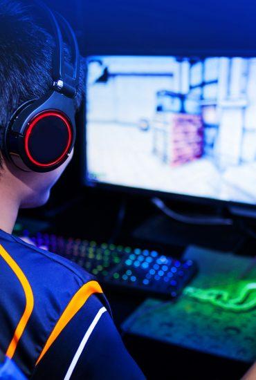Digitale Games: Fast die Hälfte der Deutschen zockt!