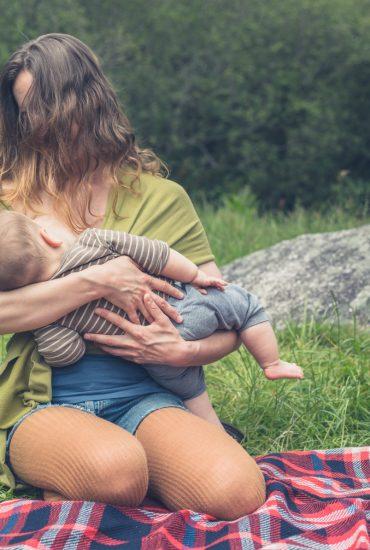 Stillen: Auch die Mutter profitiert!