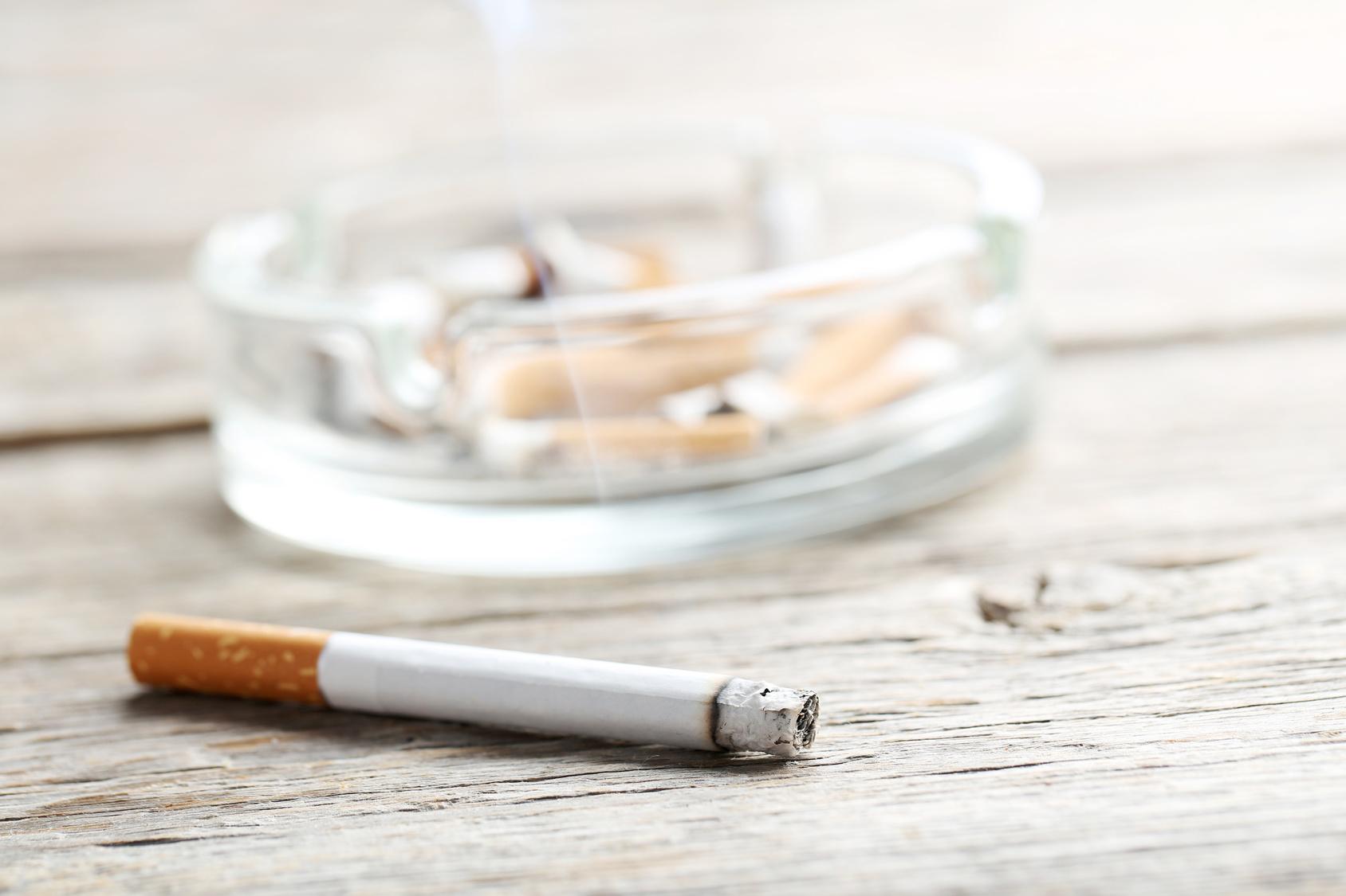 USA wollen Nikotin aus Zigaretten verbannen