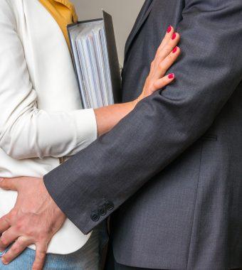 Tatort Arbeitsplatz: Jede zweite Frau wird Opfer sexueller Anzüglichkeiten