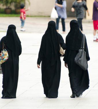 Burka-Verbot in Österreich: Die ersten mussten schon Strafe zahlen