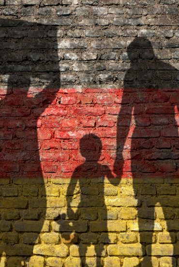 So macht der Staat aus Flüchtlingen Einwanderer, die für immer bleiben dürfen