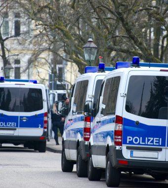 Polizei-Großeinsatz: Flüchtlinge in München aus Zug gesprungen!