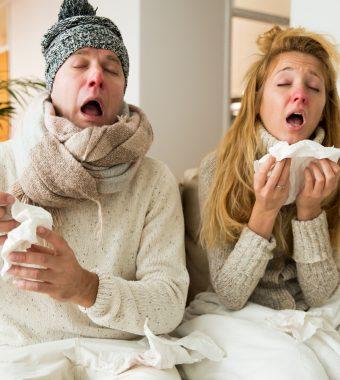 6 Tipps: So stärken Sie Ihre Abwehrkräfte im Winter!
