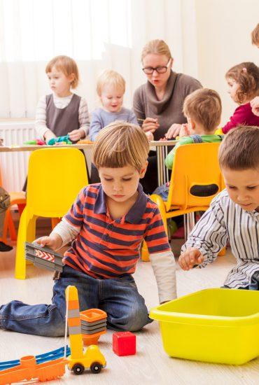 Experten sicher: Je früher Kind in die KiTa geht, desto besser!