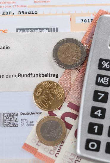 Höhere Rundfunkgebühren gefordert: ARD möchte mehr Geld!