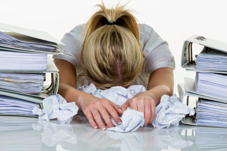 Depressionen: Diese Berufsfelder sind am häufigsten betroffen!