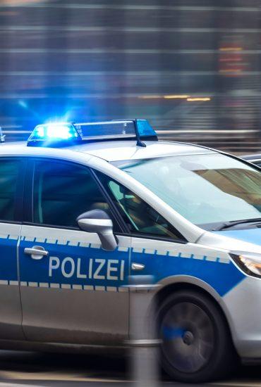 Stralsund: Unbekannter Mann verbrennt auf offener Straße!