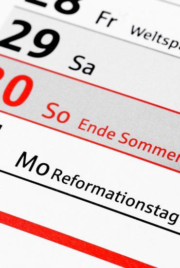 Dieser Tag wird jetzt gesetzlicher Feiertag in Norddeutschland!