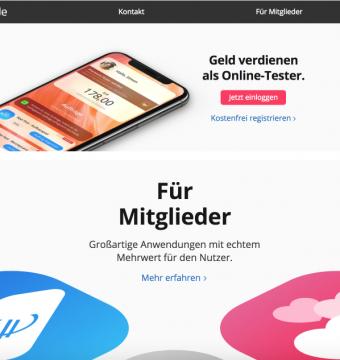 Sehr gut bezahlte Online-Umfragen, Produkttests, Spiele-Tests und mehr: Mit empfohlen.de